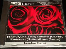 String Quartets By Beethoven - CD Album - BBC Music Magazine - 2000