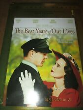 The Best Years Of Our Lives Award Series Dvd 1946 Best Picture