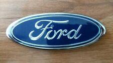 115mm FORD emblem Fiesta, Focus, Transit, Ka, Mondeo, Kuga, Galaxy, C-max, S-max
