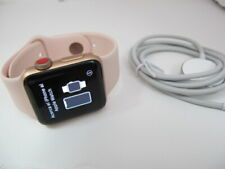 Apple Watch Series 3 38mm rose gold Aluminium Sport Band (GPS + cellular)