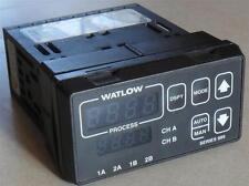Watlow Temperature Controller 999D-12KK-JDRG Series 999 Multi-Loop Limit Process