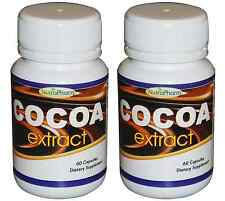 Cocoa Cacao Extract Improve Mood Brain Stimulator