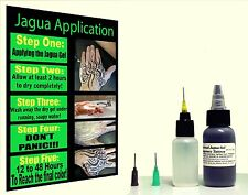 Fresh Jagua Tattoo ink Gel 1oz (29.5ml) ***TOP GRADE PROFESSIONAL MADE IN U.S.A