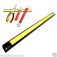 "24"" LONG MAGNETIC MAGNET TOOL KNIFE HOLDER HOLDING ORGANIZER STORAGE RACK BAR"