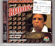 (HJ763) Lionel Hampton, Buddy Rich - 2000 CD