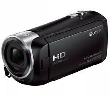 SONY Handycam HDR-CX405 Camcorder - Black 30 x Optical Zoom Optical Steady Shot