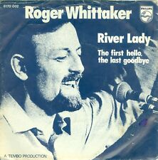 """ROGER WHITTAKER - RIVER LADY  ( DUTCH PHILIPS 6170002) 7""""PS  1975"""