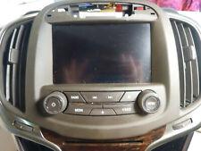 14 15 16 Buick Lacrosse Touchscreen Audio Control Screen Display 90927563  RKG7