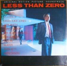 Less than Zerro,Filmmusik, Vinyl, 1987 CBS,geniale Musik aus den 80er, Mint
