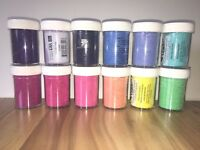 Stampendous Fun Flock for Paper Crafting-Card Making-etc  CHOOSE YOUR COLOR(S)