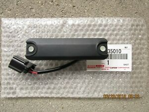FITS: 10 - 19 TOYOTA 4RUNNER 4D SUV TRUNK LID OPENER LIFTGATE RELEASE SWITCH NEW