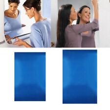 Adhesive Makeup Mirror Wall Stickers Decorative Art for Window Door Closet