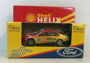 DICK JOHNSON SHELL HELIX RACING FORD FALCON DJR 1:64 SCALE MODEL CAR MOTORSPORT
