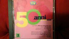 COMPILATION - 50 ANNI DI CANZONI ITALIANE VOL. 3 ( EDIZIONE MONDADORI ). CD