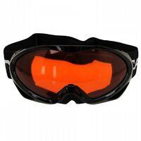 Campri Star Ski Childrens Goggles Snowboard Snow Black Anti Fog C653-17