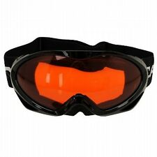 eb61abeced9 Campri Star Ski Mens Goggles Snowboard Snow Black Anti Fog B243-10