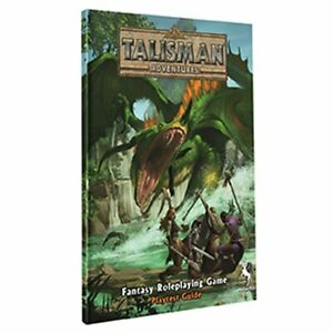 Talisman Adventures RPG Playtest Guide