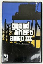 New listing Grand Theft Auto Iii Ps2 - Manuel and Map Included