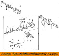 TOYOTA OEM 05-07 Sequoia Rear-Axle Shaft 4231134070