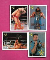 1990 CLASSIC WWF WRESTLING  CARD LOT  (INV# C2240)