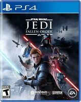 PLAYSTATION 4 GAME - STAR WARS JEDI: FALLEN ORDER - BRAND NEW SEALED