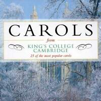 Carols From King's College Cambridge 25 Of The Most Popular Carols CD NEW/SEALED