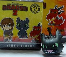 Funko Mini Toothless How To Train Your Dragon 2 Vinyl Figure Teeth Out Vaulted
