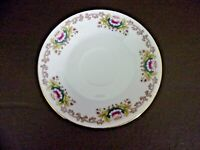 Vintage China Saucer Six Inch Diameter Made In China (#2T036)