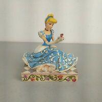 Rare Jim Shore Disney Tradition Enesco 4037511 Cinderella Caring and Courageous