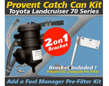 ProVent Catch Can Bracket Kit PROV-30B for Toyota Landcruiser 70 Series 2007-on