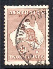 Australia: 1915 Roo 2/- SG 41 used