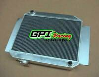 For Holden Kingwood HG HT HK HQ HJ HX V8 Manual Aluminum Radiator 3 ROW