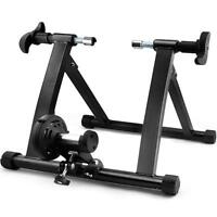Bicycle Turbo Cycle Trainer Magnetic Variable Resistance Indoor Bike Exercise