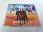 "NOMADS ""YAKALELO"" CD SINGLE 1 TRACKS PRECINTADO SEALED"