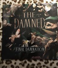 "the DAMNED - "" FINAL DAMNATION"" - Lp -1989 Sealed"