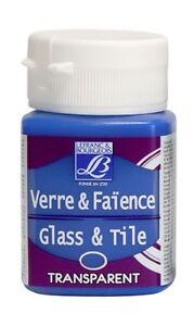 Lefranc & Bourgeois Glass & Tile Paint Singles - 50ml