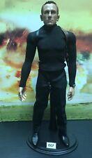 """James Bond, Daniel Craig 12"""", 1:6 Scale, Action Figure"""