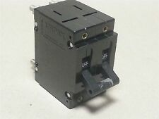 Airpax Time Delay 2 Pole Circuit Breaker 10A 260V Max Part # 6011920-002