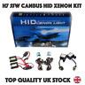 NEW CANBUS H7 55W HID XENON CONVERSION SLIM KIT 6000K/8000K ERROR FREE