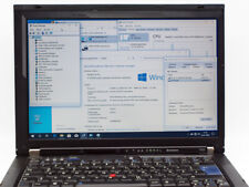 Laptop Lenovo T400 Core2Duo P8400 2.26 GHz, 4GB RAM, NEW SSD 240GB, Win10 Pro