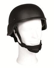 US Gefechtshelm MICH schwarz, Helm, Einsatzhelm           -NEU-