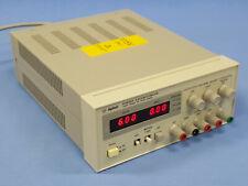 Agilent 3630a Programmable Triple Output Dc Power Supply