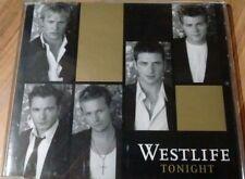 Westlife 'Tonight' 1 Track Promo CD Single (2003)