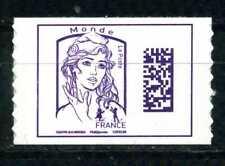 N° 1217 ADHESIF DE FEUILLE DATAMATRIX CIAPPA EXPORT MONDE SANS 20 Gr NEUF **