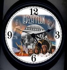 Led Zeppelin Wall Clock