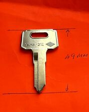 KEY BLANKS  SUITABLE FOR YAMAHA MOTORCYCLES