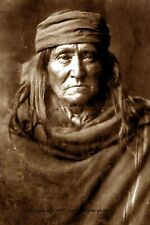 1903 Geronimo Photo,Apache Indian Chief Native American Leader