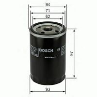 ENGINE OIL FILTER OE QUALITY REPLACEMENT BOSCH 0451103029