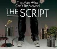 """THE SCRIPT """"THE MAN WHO CAN´T..."""" CD 2 TRACK SINGLE NEU"""