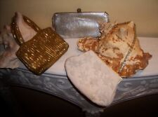 Clutch Beaded Vintage Bags, Handbags & Cases